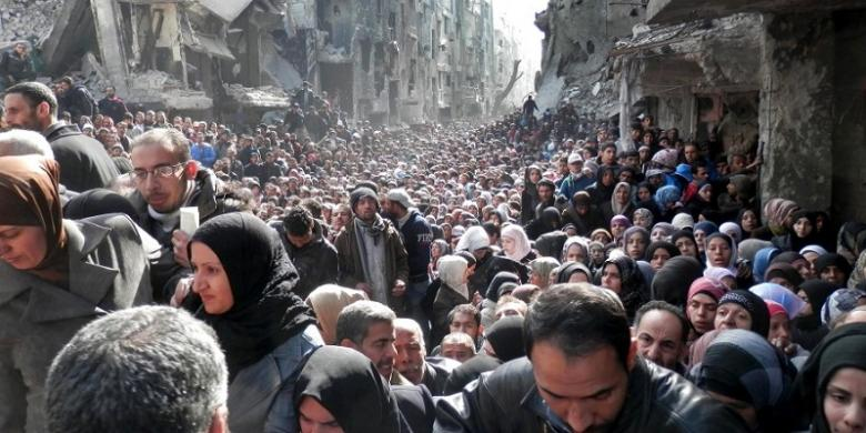 Pembunuh Sesama Umat Islam