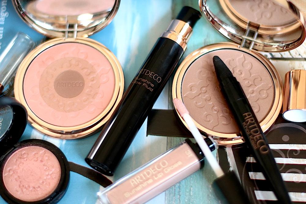 artdeco collection maquillage été 2015 avis test swatch
