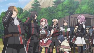 جميع حلقات واوفات انمي Senjou no Valkyria مترجم عدة روابط