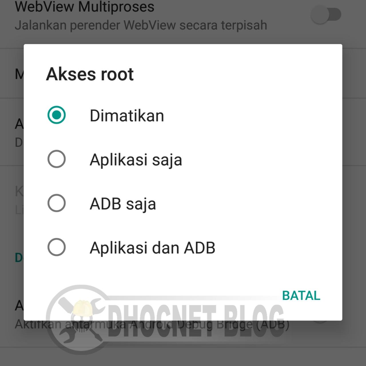 panduan rooting lineage os - blog.dhocnet.work
