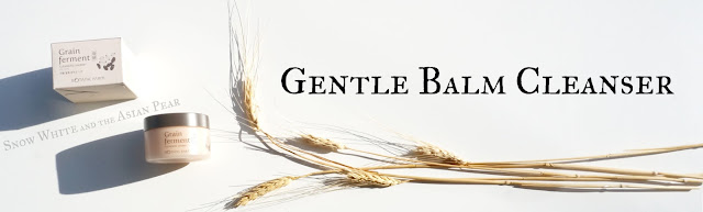 Botanic Farm Grain Ferment Cleansing Sherbet cleansing balm