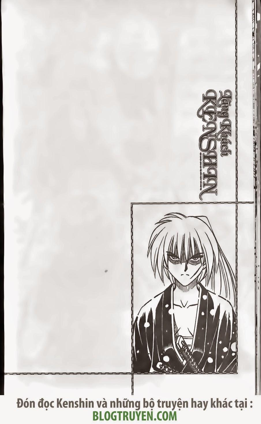 Rurouni Kenshin chap 175 trang 20