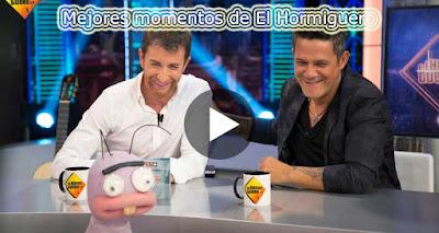 Alejandro Sanz y sus mejores momentos en El Hormiguero