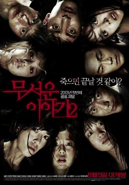 Sinopsis Horror Stories 2 / Scary Stories 2 (2013) - Film Korea