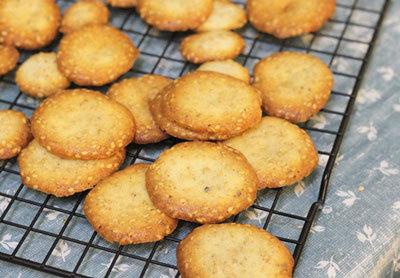 Cách làm Bánh quy vừng