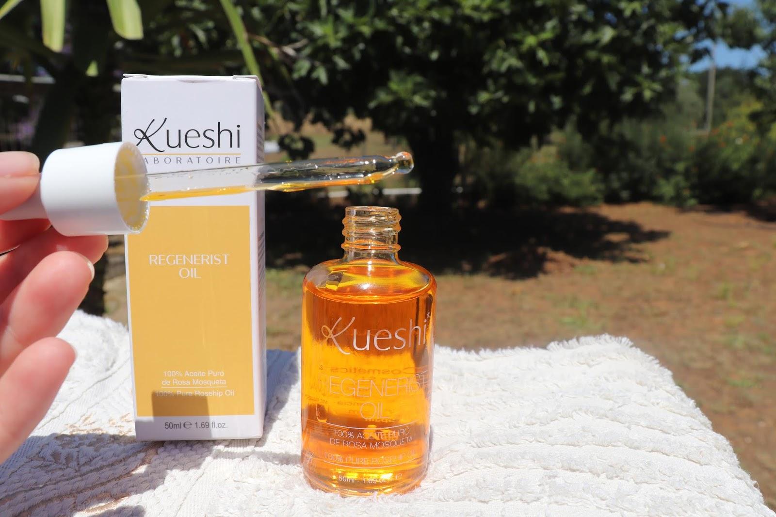 KUESHI LABORATOIRE - REGENERIST OIL (50ML)