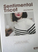 Livre sentimental tricot - Alice Hammer