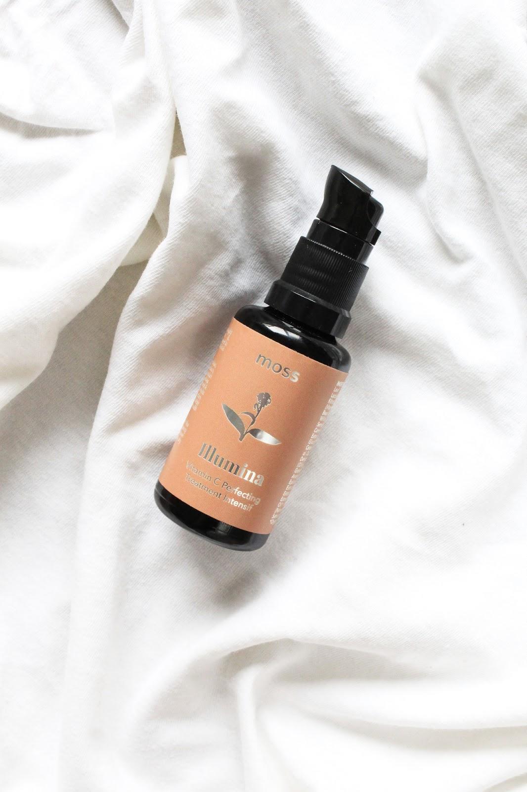 Moss Skincare Illumina Vitamin C Exfoliating Serum