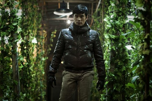 "Lee Byung Hun en  ""I Saw the Devil"" (Encontré al diablo)"