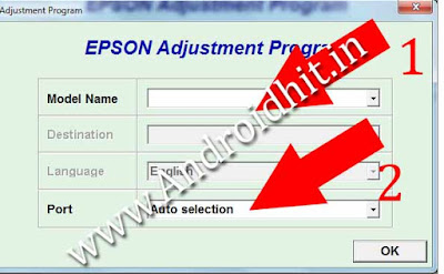 How to Fix Red Light Blinking Error in All Epson L Series