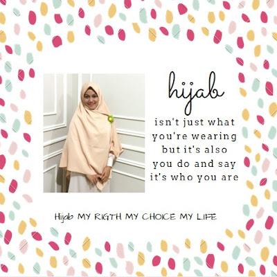 foto dengan hijab dan baju ria miranda