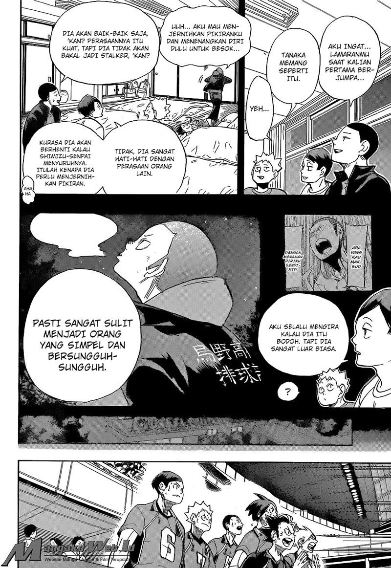 Haikyuu Chapter 264-9