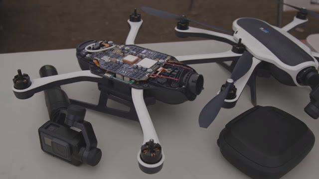 Karma drones