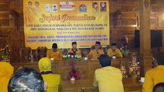 Safari Ramadhan Dan Konsolidasi Partai, Hanura Siap Kawal Jagonya Di Pilgub Dan Pilbup.