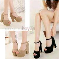 Sepatu High Heels Wanita Bangkalan