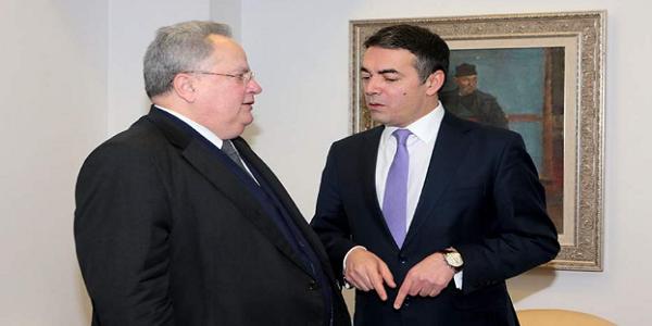 Διαπραγμάτευση για τη διαπραγμάτευση πλέον στο Μακεδονικό