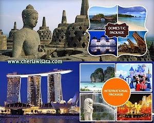 Wisata Domestik dan Wisata Internasional Cheria Wisata