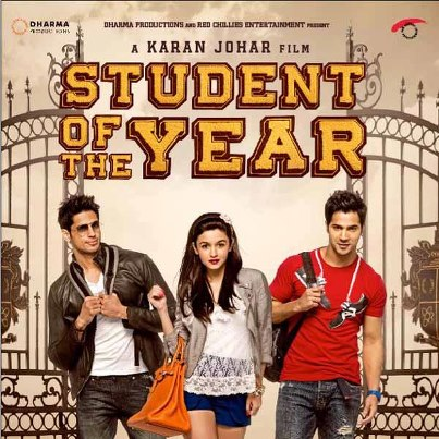 Shahrukh Khan & Kajol Will Appear In Student Of The Year