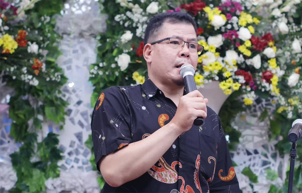 Teks Pidato Penerimaan Pengantin Pria Bahasa Sunda 1 Simawar Enterprise