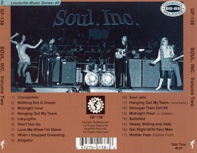 Soul Inc. – Volume 2