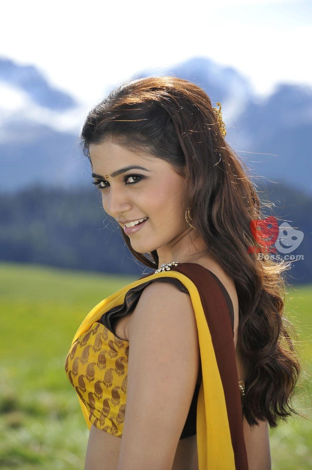 Beautiful Samantha Ruth Prabhu Hd Wallpaper Collection -4755