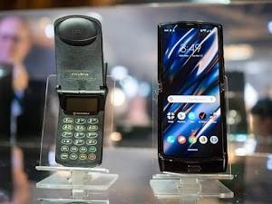 سعر ومواصفات Motorola Razr 2019 الهاتف قابل لطي