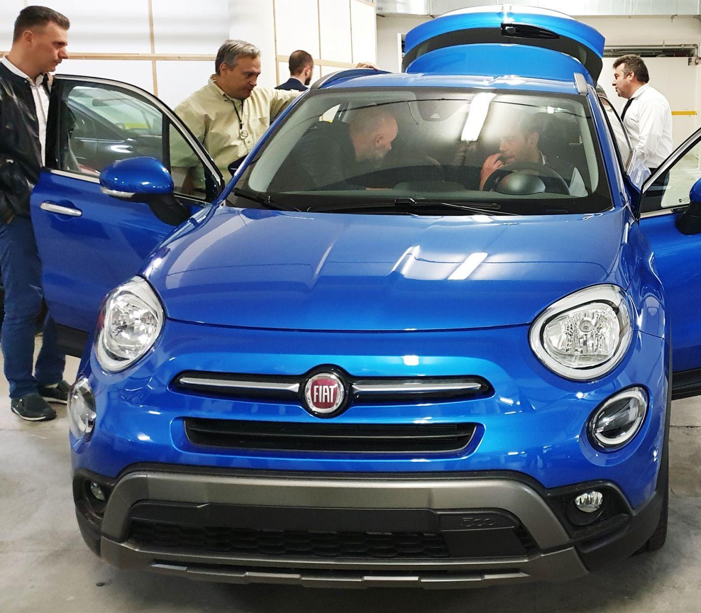 Τεχνικές λεπτομέρειες για τα νέα Fiat 500X και 500L