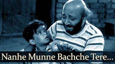 Nanhe Munne Bachche Teri Mutthi Mein Kya Hai Song Lyrics