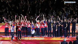 VOLEIBOL - Mundial femenino 2018 (Japón): Serbia consigue su primera gloria mundialista en una final histórica ante Italia