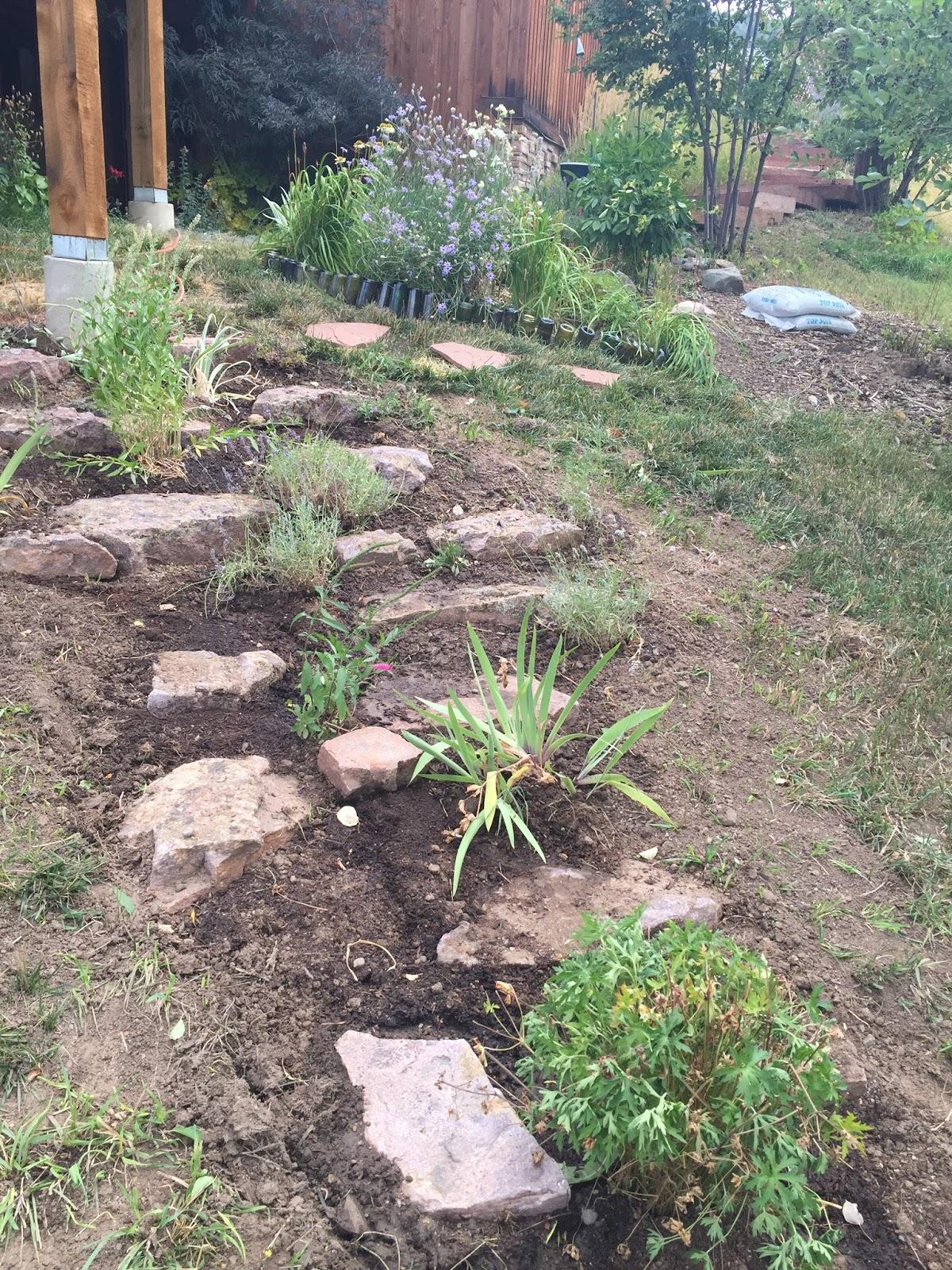How to install a rock garden by Barbra Flowers, Master Gardener