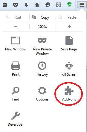 cara buka situs yang diblokir di Mozilla Firefox PC