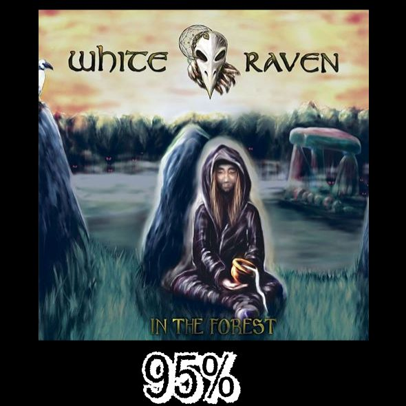 Reviews: White Raven - In the Forest