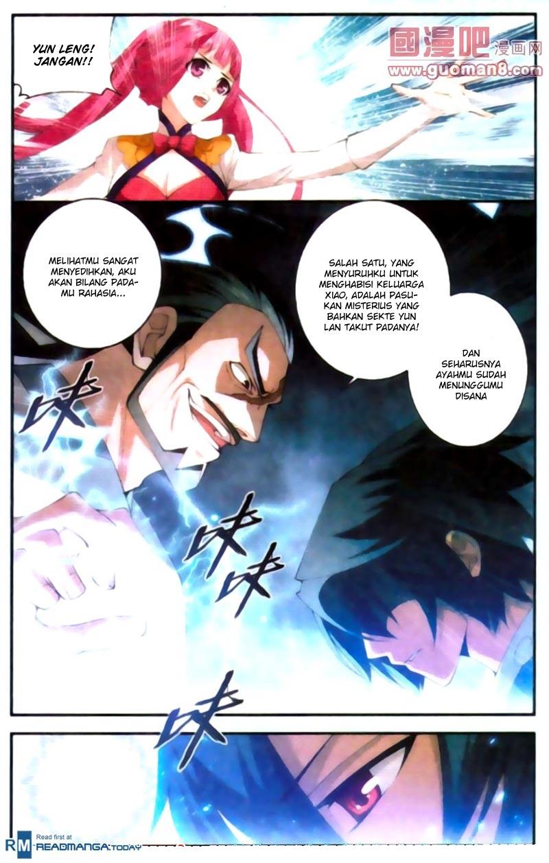 Battle Through the Heavens Chapter 89-26