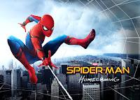 Spiderman Homecoming locandina - link wikipedia