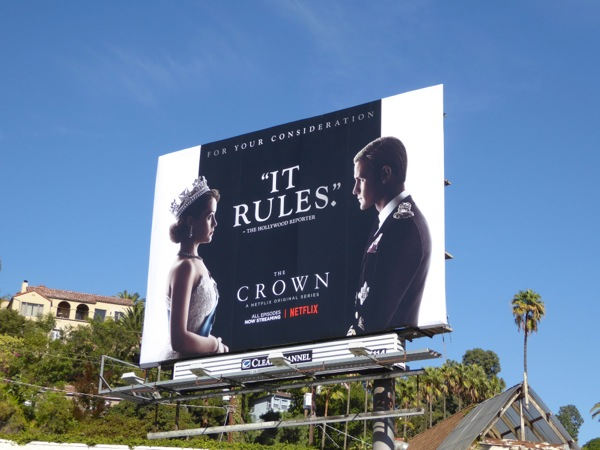Crown It Rules consideration billboard