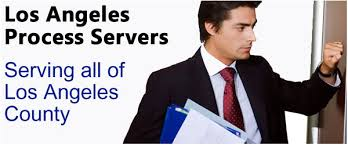 GLENDALE CA PROCESS SERVER