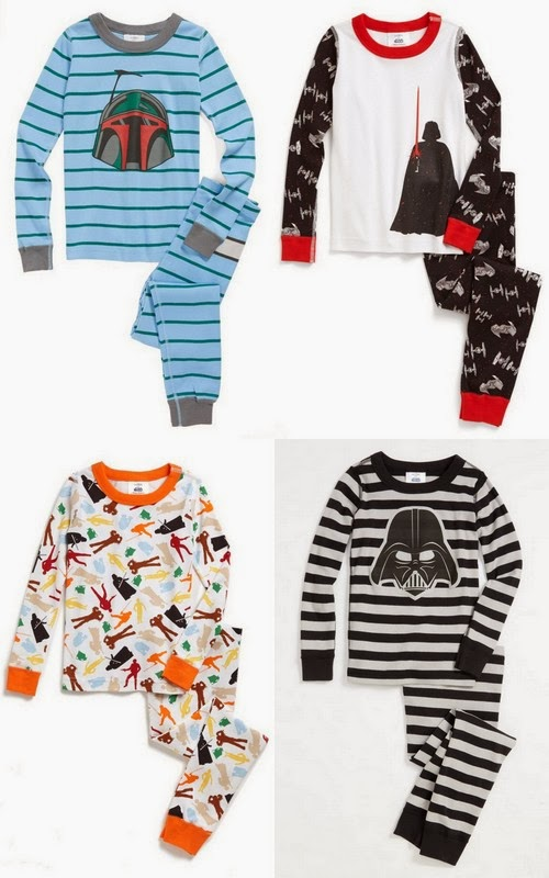 0318d9e3ef Nordstrom just marked down all of their Hanna Andersson Star Wars pajamas  by 50%