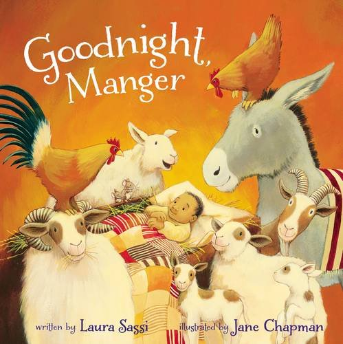 Goodnight Manger by Laura Sassi