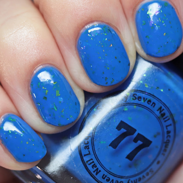 Seventy-Seven Nail Lacquer You Know You're Right
