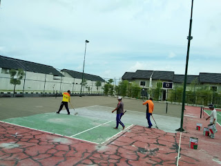 Tips Merenovasi Dan  Membuat Lapangan Tenis Sesuai Dengan Budget Yang Dimiliki