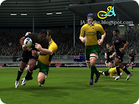 EA Sports Rugby 08 Gameplay 2