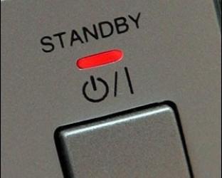 stand by ou modo de espera