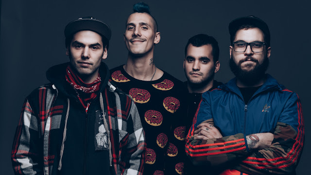 Astenia, banda de Rock Punk Alternativo llega a La Trastienda