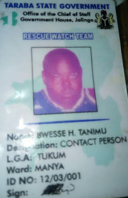 taraba state most wanted fraudster arrested