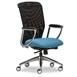SitWell Ovation Mesh Back Office Chair
