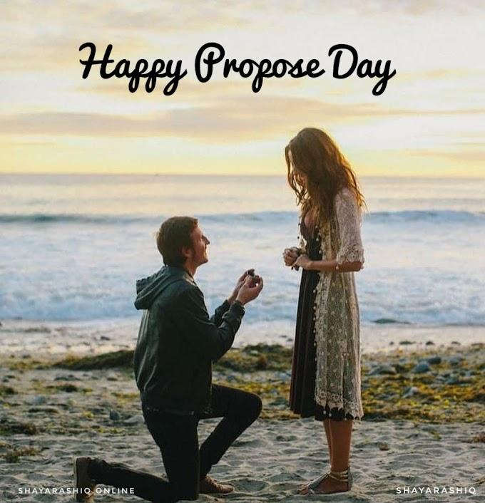 Propose day 🌹 || 2019|| ShayarAshiq