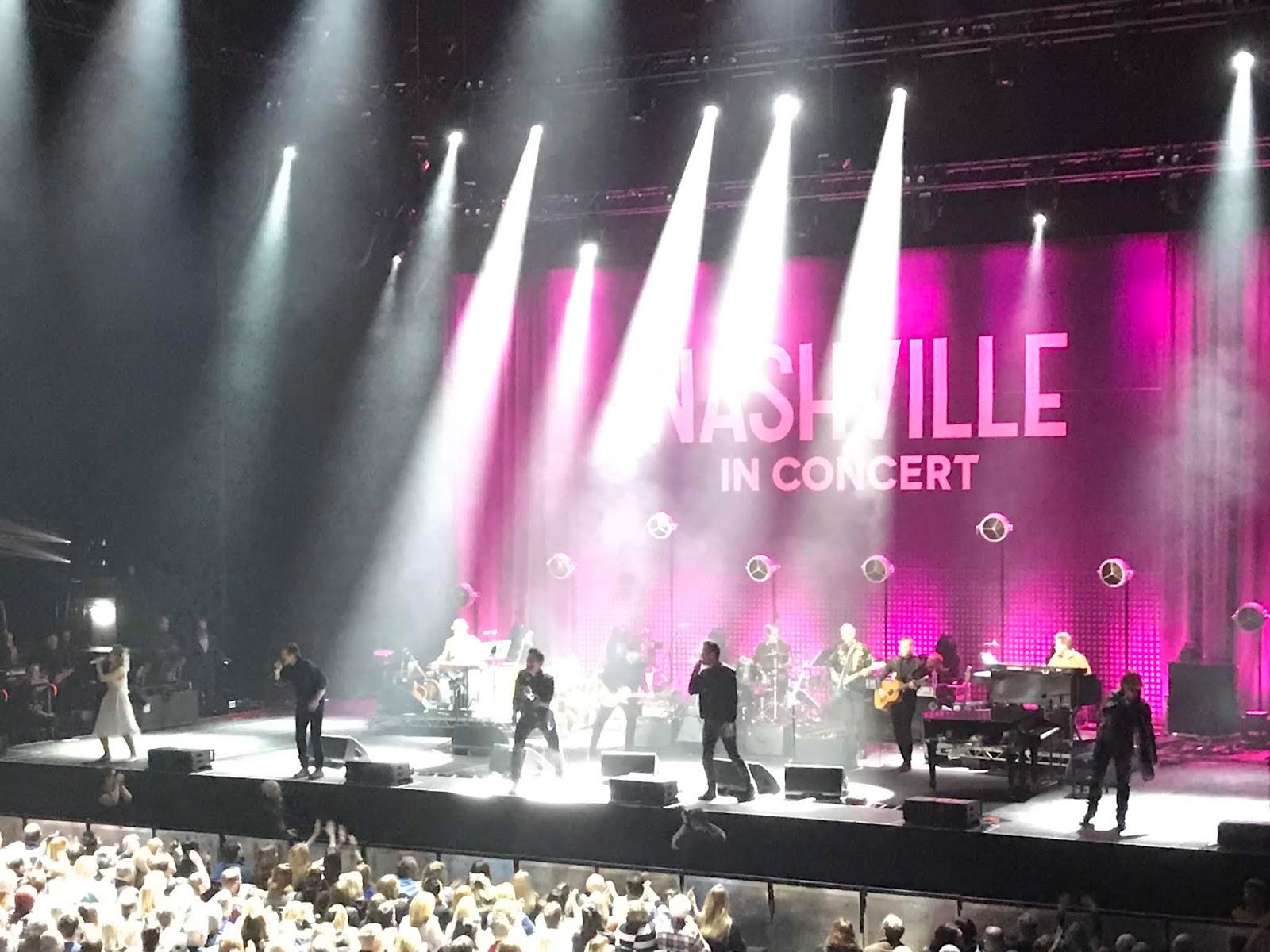 Nashville, Nashies, Farewell tour, concert, live