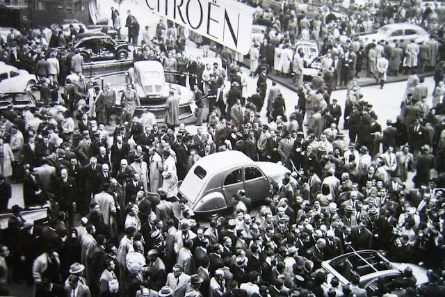 Salon de l'auto 1948