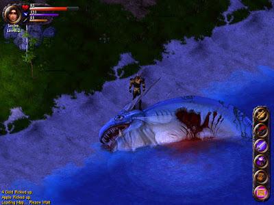 Pantallazo videojuego Revenant