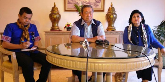 SBY: Andai Kata Seperti Pemerintahan Saya Dulu...
